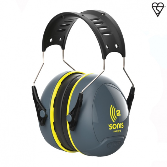 JSP Sonis 2 31 SNR Over Moulded Ear Defenders