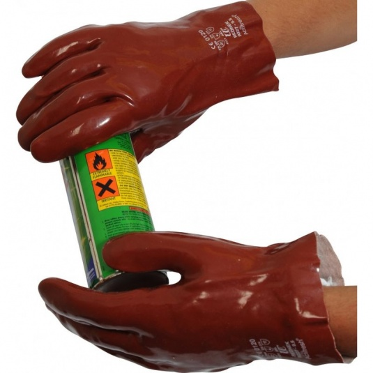 UCi 11'' PVC Chemical-Resistant Gauntlets R227