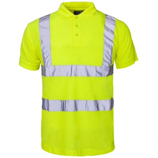 Supertouch Hi-Vis Polo Shirt