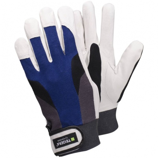 Ejendals Tegera 113 Assembly Gloves with Velcro Wrist
