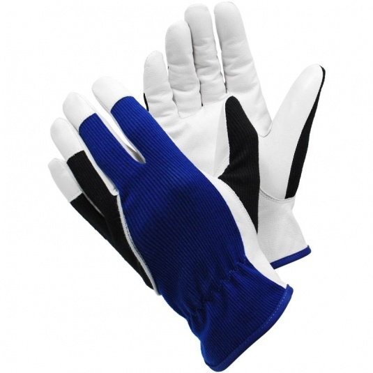 Ejendals Tegera 12 Lightweight Goatskin Palm Assembly Gloves