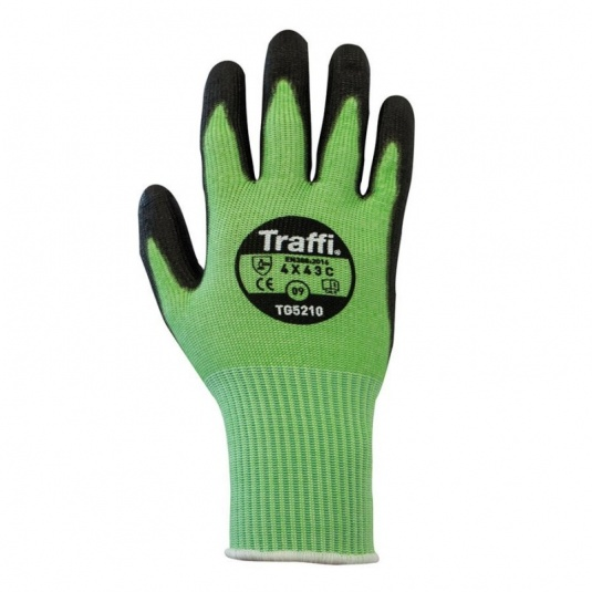 TraffiGlove TG5210 Metric Handling Cut Level C Gloves