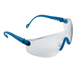 Honeywell OP-TEMA Panoramic Clear Lens Safety Glasses