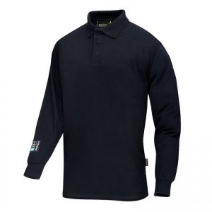 ProGARM 5280 Navy Arc Flash Polo Shirt