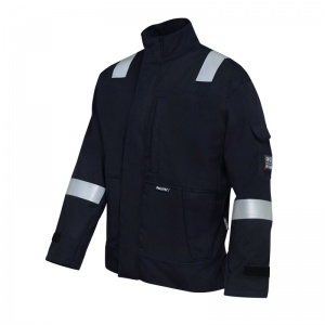 ProGARM 5850 Flame Resistant Reflective Arc Flash Jacket for Welding