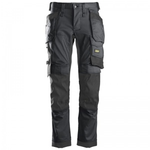 Snickers AllRoundWork Stretch Trousers with Holster Pockets 6241