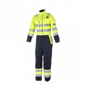 ProGARM 6446 Women's Hi-Vis Arc Flash FR Coveralls