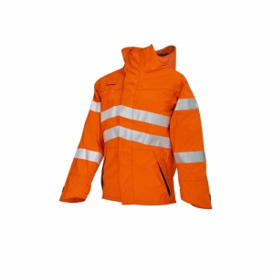 ProGARM 9422 Lightweight Arc Flash FR Hi-Vis Orange Jacket