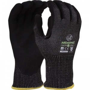 Ardant-5D Microfoam Palm-Coated Gloves with Steel Core