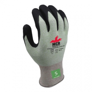 MCR Safety CT1018NA Nitrile Air Diamond Dyneema Cut Proof Gloves