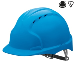JSP EVO3 Vented Slip Ratchet Safety Helmet