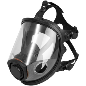 JSP Force 10 Typhoon Full Face Mask with Visor and Face Seal