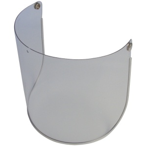 JSP Invincible Face Shield Spare Polycarbonate Visor