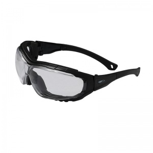 JSP Explorer 2 Clear Anti-Fog/Scratch Safety Glasses