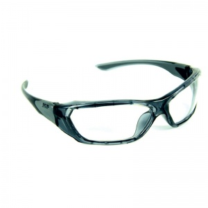 JSP ForceFlex Clear Sportstyle Safety Glasses
