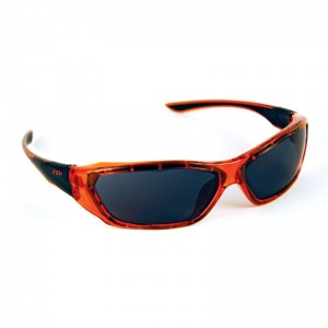 JSP ForceFlex 3030 Orange/Smoke Tinted HC Glasses