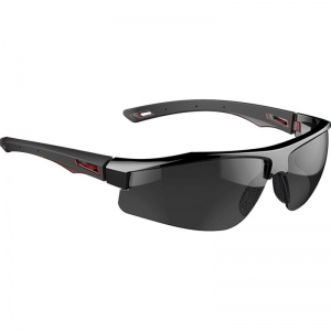 JSP Galactus Premiershield Smoke-Tinted Safety Glasses