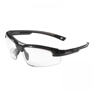 JSP Maxview Clear Anti-Scratch/Fog Safety Glasses