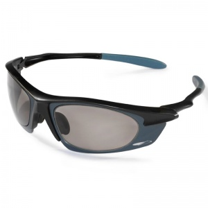 JSP Meteor Smoke-Tinted Sport Style Safety Glasses