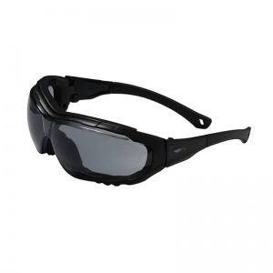 JSP Explorer 2 Smoke Tinted Anti-Fog/Scratch Safety Glasses