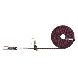 JSP 10 Metre Guided Fall Type Arrester on Flexible Anchor Line