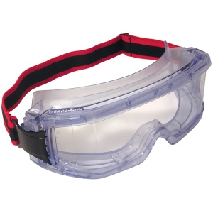 JSP Atlantic Safety Goggles with Anti-Mist Lens