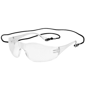 JSP Corded Z4000 Safety Spectacles with Clear Anti-Fog Lens