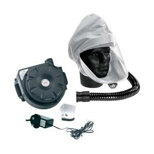 JSP Jetstream 8hr Multi-Plug Rechargeable Respirator