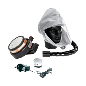 JSP Jetstream 8hr Rechargeable Respirator with A2 Filter