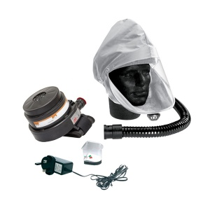 JSP Jetstream 8hr Rechargeable Respirator with A2PSL Filter