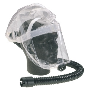 JSP Jetstream Clear Hood for Respirators