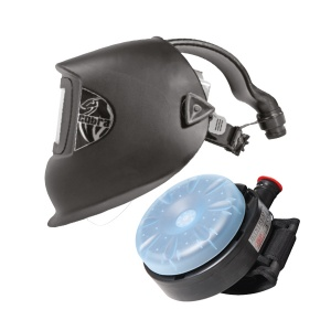 JSP Jetstream Welding Helmet and Respirator Kit with PSL Filter