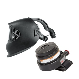JSP Jetstream Welding Helmet and Respirator Kit with A2PSL Filter