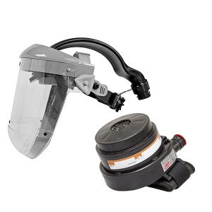 JSP Jetstream Industrial Face Mask and Respirator Kit with A2PSL Filter