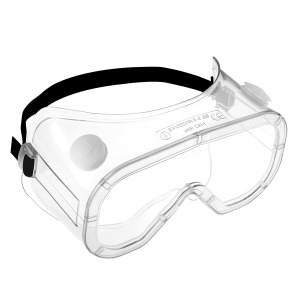JSP Martcare Clear Safety Goggles