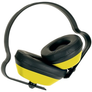 JSP Yellow Ear Defender Ear Muff