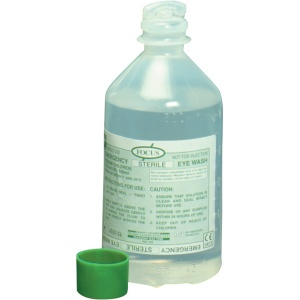 JSP 500ml Bottle of Eyewash Solution