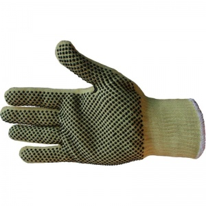 PVC Dot Coat Kevlar Medium-Duty Gloves KKM10DD