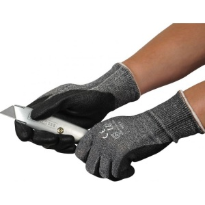 Kutlass PU500 Cut-Resistant PU Palm-Coated Handling Gloves