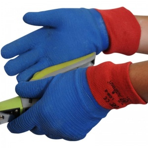 Outdoor Latex-Coated Secure Handling Grip Gloves LGB