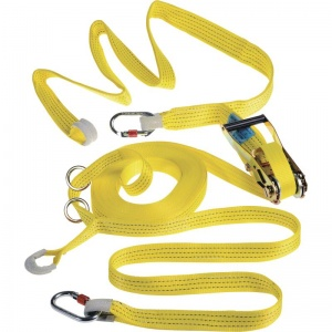 Delta Plus LV201 SPEEDLINE Horizontal 20m Lifeline