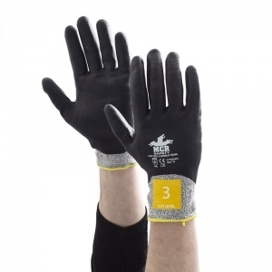 MCR Safety CT1007NF3 Nitrile Coated Cut Pro Gloves