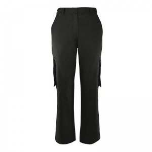 Alexandra Workwear Women's Straight-Leg Cargo Trousers
