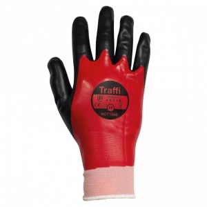 TraffiGlove NGT1060 Hydric Cut Level 1 Waterproof Gloves