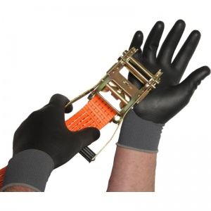UCI NCN-925GFC Nitrile Fully-Coated Oil Gloves