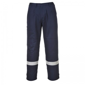 Portwest FR26 Navy Bizflame Class 2 Welding Trousers