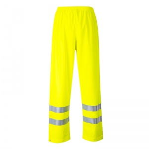 Portwest FR43 Yellow High-Vis FR Sealtex Trousers