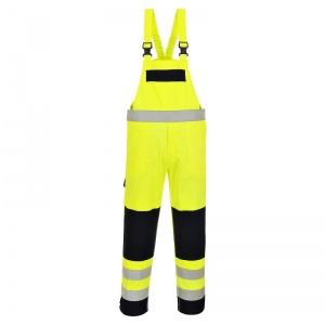 Portwest FR63 High-Vis Multi-Hazard PPE Overalls