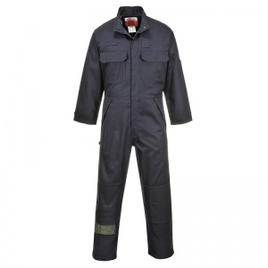 Portwest FR80 Bizflame Multi-Hazard Work Boiler Suit
