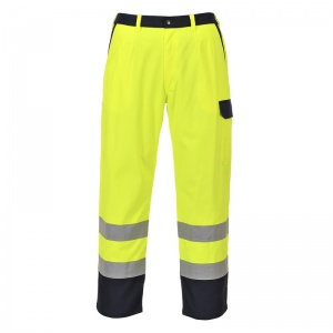 Portwest FR92 High-Vis Bizflame Pro Class 1 Welding Trousers